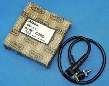 Nikon SC-11 Sync Cord ............ LN