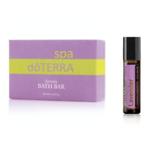 Flash 70%OFF SALE doTERRA Lavender Touch 10ml Spa Bath Bar Essential Oil Aromath