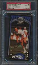 1993 Lakers Forum #4 John McEnroe 25th Anniversary Tennis PSA 8  NMMT 55610