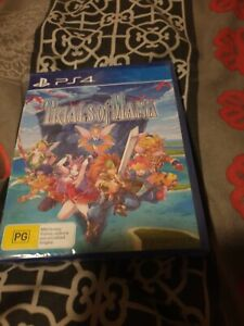 Trials of Mana PS4 Brand New Sealed