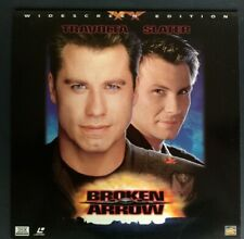 LASERDISC Broken Arrow - John Travolta - THX Widescreen