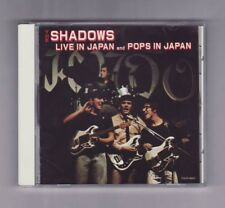 (CD) THE SHADOWS - Live In Japan And Pops In Japan / Japan Import / TOCP-6603