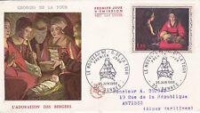 FRANCE 1966 FDC NOUVEAU NE YT 1479