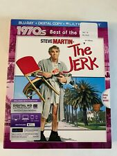 The Jerk w/ Slipcover (Bluray, 1979) Se7en *New* [Buy 2 Get 1]