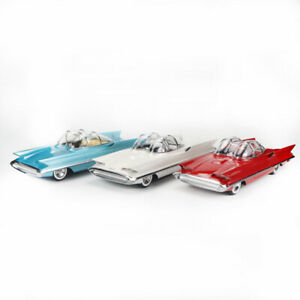 HRN-MODEL 1/18 LINCOLN FUTURA CONCEPT-1955 RESIN CAR MODEL FOR DISPLAY NO FIGURE