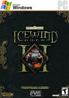 Icewind Dale II Forgotten Realms Microsoft Windows Framed Print (Man Cave Art)