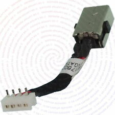 Compaq Mini CQ10-400 DC Power Jack Port Socket Cable with Soldering Pin