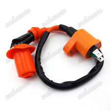 Racing Gy6 Ignition Coil For Honda XR50 XR70 XR80 XR100 CRF50 CRF70 CRF80 CRF100