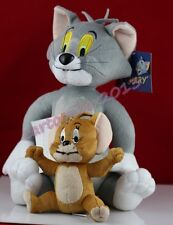 Tom and Jerry High 28cm & 15cm Soft Plush Doll Toy Toys With Tags