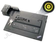IBM Lenovo ThinkPad L412 L420 Replicador De Puertos Estación USB 3.0 & Teclas