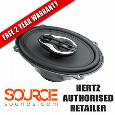 "Hertz Mille Pro MPX 690.3 6"" x 9"" Coaxial Kit - FREE TWO YEAR WARRANTY"