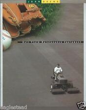 Equipment Brochure - John Deere - Ball Field Maintenance - c1999 (E2633)