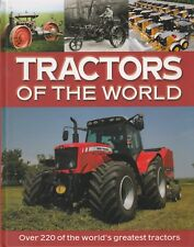 TRACTORS OF THE WORLD Michael Williams **NEW COPY**