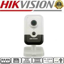 Hikvision 2K 4MP Camera WIFI PoE IP Network WDR Cube PIR Night DS-2CD2443G0-IW