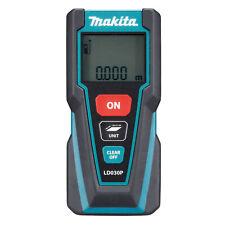Makita Laser Entfernungsmesser Distanzmesser Entfernungsmessgerät 30 m LD030P