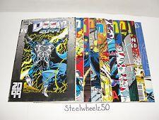 Doom 2099 10 Comic Lot Marvel 1993 #1 2 3 4 5 7 8 9 17 39 John Francis Moore HTF