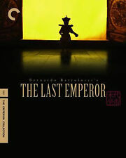 The Last Emperor (Criterion Collection) Blu-Ray Bernardo Bertolucci(Dir) 1987