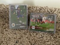 2020 UCL Topps Now UEFA Champions League Complete Card Set #1-40 Messi Pedri