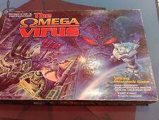The Omega Virus Board Game
