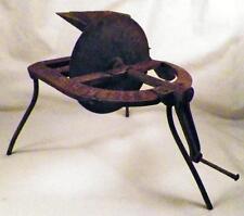 Antique Cherry Pitter Stoner Cast Iron Primitive Kitchen Spider Legs 1863 Rare