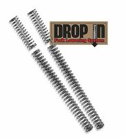 Progressive Suspension Front Drop in Lowering kit for Harley-Davidson FLD