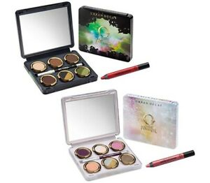 Urban Decay OZ Theodora AND Glinda Eyeshadow Palettes 24/7 Eye Pencil Lip Color