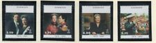 Denmark Sc 1063-66 1997 25th Anniv Reign of Margrethe II stamp set mint NH