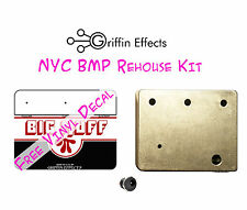 Electro Harmonix NYC Big Muff Pi BMP Fuzz Rehouse Kit - Griffin Effects