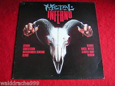 Metal inferno-VINILE LP 1984, Castle Comunication kklp 103