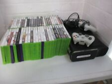 Xbox 360 bundle console, controllers and 50+ games