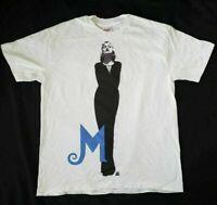 MADONNA Official Vintage TShirt M Girlie Show Herb reprint T-shirt S-234XL HH158