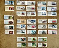 GB 2015 2016 2017 2018 Pictorial Post & Go Kiloware fast Stamps pick your set