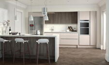 Porter Matt Kitchen, Rigid Built, Modern Kitchen, Second Nature, in 6 colours