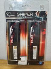 New listing G.Skill Sniper Ddr3-2133