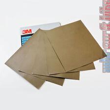 25x 3M 314 Nass-Schleifpapier Nassschleifmittel P120 wasserfest Sandpapier