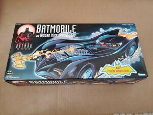 Kenner BATMAN Batmobile 90's Vintage Toy Vehicle Missile Launcher brand new