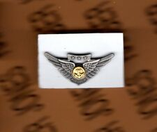 USMC Marine Corps Combat Aircrew Aviation flight mini Badge 1 inch