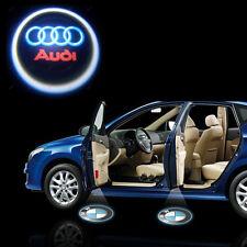 Audi S-Line 12V Auto Logo Cree LED Geist Schatten Tür Licht Laser Kit Paar