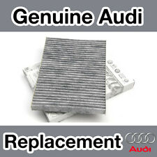 Genuine AUDI A3 (8 L) (97-03) Le Pollen/Cabine Filtre (Carbone)