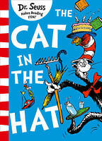 NEW, DR SEUSS, THE CAT IN THE HAT 9780008201517