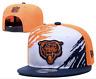 Chicago Bears NFL Football Embroidered Hat Snapback Adjustable Cap