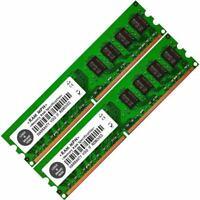 Memory Ram 4 Fujitsu Esprimo Desktop P2440 P2511 D2660 P2520 D2740 2x Lot