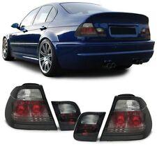 2 FEUX ARRIERE BLACKLINE BMW SERIE 3 E46 BERLINE PHASE 1 DE 05/98 A 08/2001