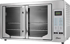 Oster French Convection Countertop and Toaster Oven | Single Door Pull and Digit
