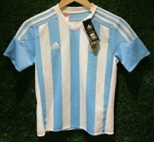 BNWT 2015 2016 OFFICIAL ARGENTINA HOME SHIRT = KIDS 11-12 YEARS
