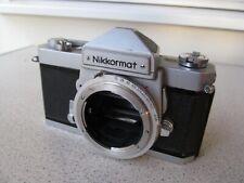Nikon Nikkormat SLR FT body only