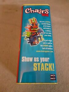 CHAIRS GAME By Fundex.  Take The Challenge!