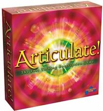 Articulate! The Fast Talking Description Game Board Game Brand New Sealed
