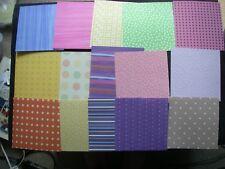 Verde y rayas en blanco 10 Hojas payperbox//payper Caja A4 Impreso tarjeta 260gsm