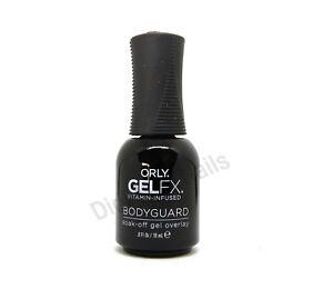Orly Gel FX BodyGuard .6oz GelFX Nail Treatments Vitamin Soak-Off